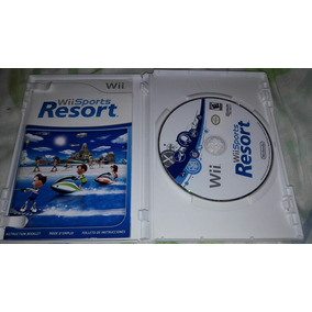 Wii Sport Resort Nintendo Wii Exelente Estado Envio Gratis