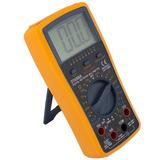 Multímetro Digital Com Teste De Usb E Rede Rj11 Rj12 Rj45