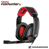 Audifonos Gamer 7.1 Sennheiser Gps 350 Surround Sound Gaming