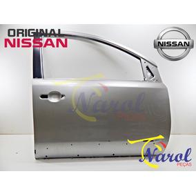 Porta Dianteiro Direito Nissan Livina X-gear 2010/14 Pra