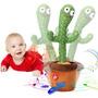 Cactus bailando, no imita