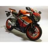 Moto Honda Cbr 1000 Rr 2009 Repsol 1:6 Newray Nueva New Ray