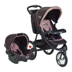 Carriola Fox Air Prinsel Llantas Aire Prinsel Bebe Niño