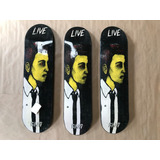 Shape Skate Profissional Barato Original Street Live Outlet
