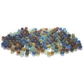 Bolinhas De Gude ( Fubeca Burica) Colorida Pcte 200 Un