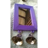 Espejos De Ambos Lados Para Jaula De Pájaros Distracción
