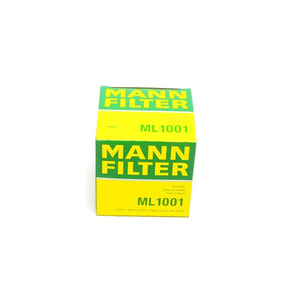 Filtro Aceite Town And Country 2001 3.8 V6 Mann Ml1001