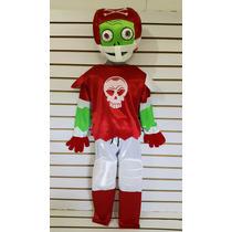 Disfraz Plantas Vs Zombies Deportista Disfraces Halloween