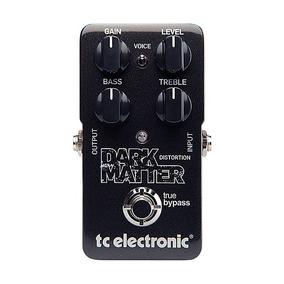Tc Electronic Dark Matter Pedal De Guitarra Distorção Loja !