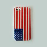 Capinha Para Iphone 5 Ou 5s - Bandeira Estados Unidos