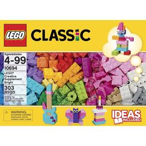 Lego Classic 10694 Con 303 Piezas