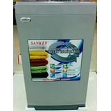Lavadora Automatica Sankey 6 Kg Modelo Wm-687 Pg