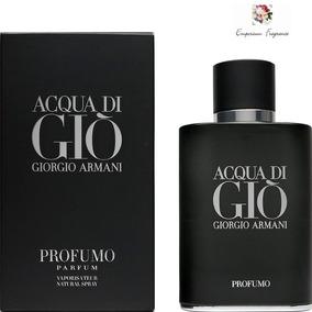 Acqua Di Gio Profumo Parfum Masc.75 Ml-original Lacrado · R  387. 12x R  32 sem  juros 9f26349ab8
