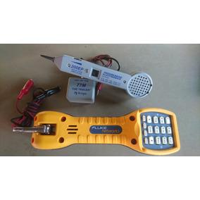 Microtelefono Fluke-pollo Y Lapiz Americano