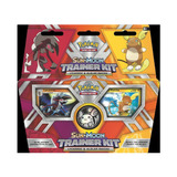 Coleccion Cartas Tarjetas Pokemon Sun&moon Trainer Kit