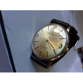 Reloj Sidney Extra Plano De Cuerda (omega)