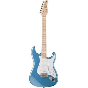Guitarra Jay Turser Strato Jt-300m-lpb Lake Placid Blue