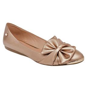 Flats Casual Para Dama Marca Clasben Or 171181 + Envio Dgt