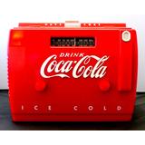 Radio (retro) Coca Cola Am, Fm Y Pasacasete. Estilo 1949 !!!