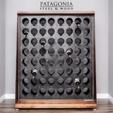 Bodega Cava Vinoteca Vino Diseño Industrial 64 Botellas