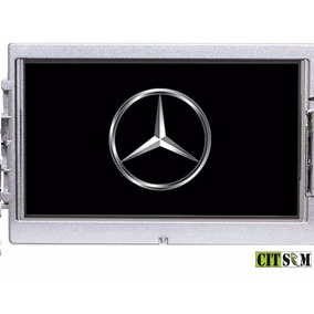 Kit Central Multimídia Mercedes C180 C200 2012 A 2014