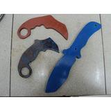 Cuchillo Para Entrenamiento - Lote X 3