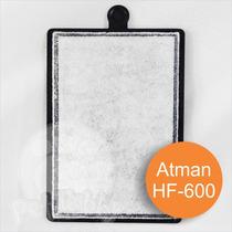 Refil Para Filtro Externo Atman Hf-600 / 5 Unidades