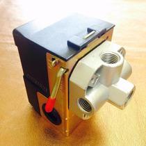 Automatico Para Compresor Presostato Interruptor 1/4pgd 16a