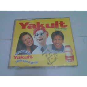 Cd ,,, Single Sandi & Junior Promoçao Yakult Cante