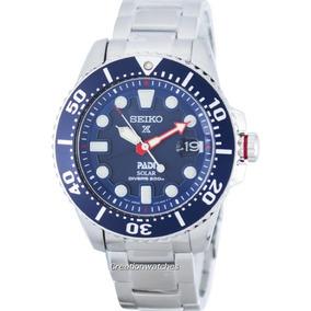 Relógio Seiko Padi Sne435 Solar Dive Edição Especial Origina
