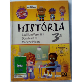 História 3°ano E.f. Coleção Aprendendo Sempre
