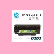 Nova Impressora Hp Officejet 7110 A3 Wifi/bivolt Original