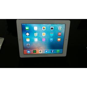 Ipad 4ª Geração Com Tela Retina Apple Wi-fi + 3g Md521bz/a