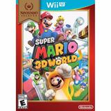 Nintendo Wii U Super Mario 3d Worlds Nuevo