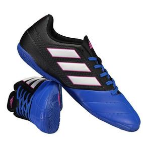 Chuteira adidas Ace 17.4 In Futsal Azul
