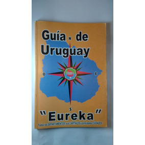 Guia Eureka De Uruguay - Lote De 3
