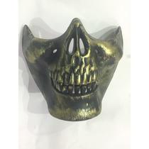 Mascara Calavera Cala A Disfraz Halloween Promoción Envio