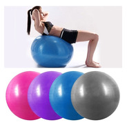 Pelota Balón Yoga Pilates 75 Cm Fitnes Terapia Colores