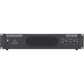 Ep4000 Amplificador Potencia Europower Behringer - 110v