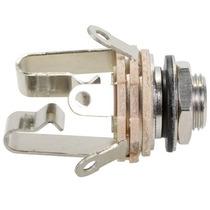 Conector P10 Fêmea Swc S12b Embalagem Com 10un
