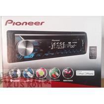 Autoestereo Pioneer Con Bluetooth Un Din