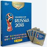 Álbum Da Copa - Edição Capa Dura - Russia 2018 - Álbum Capa