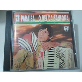 Cd Zé Paraíba - O Rei Da Sanfona