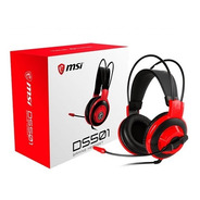 Auricular Gamer Msi Ds501 Gaming Headset Pc Playstation 4