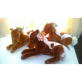 Cavalo De Pelúcia - Campeiro Gaúcho Peão