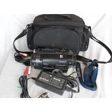 Camara De Video 8 Mm Sony Ccd-tr67 Bolsa