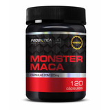 Monster Maca 120 Caps. - Probiótica