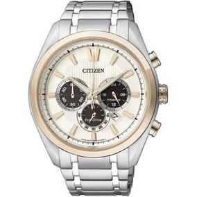 Relógio Citizen Eco-drive Cronógrafo Super Titanium Ca4014-5