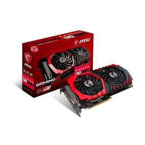Tarjeta Video Msi Gaming Rx 570 580 4gb 8gb Rig Eth Btc