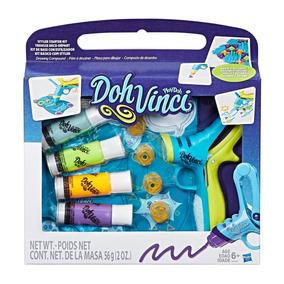 Hasbro Play-doh Dohvinci Starter Kit P/dibujar Y Decorar